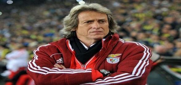 Jorge Jesus, treinador do Benfica há vários anos