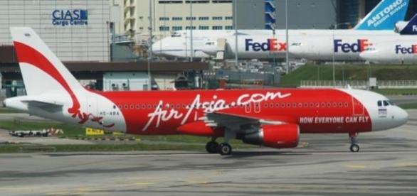 Airbus A320 da AirAsia despareceu na manhã de hoje