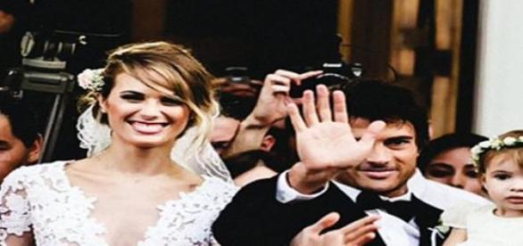 Chechu y Darío se casaron en San Nicolás