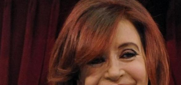 Cristina Kirchner (foto de archivo)