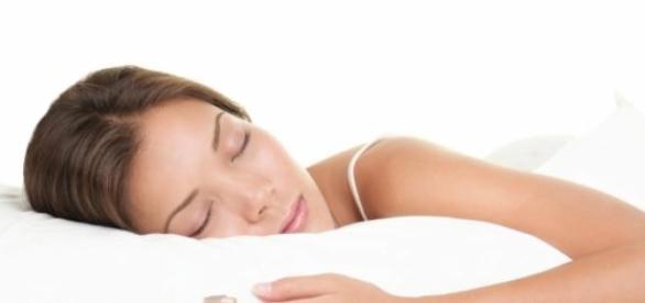 El Tablet antes de ir a dormir es peligroso.