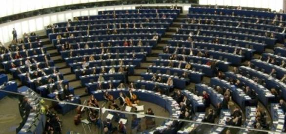 Eurocámara, lugar de trabajo de los eurodiputados