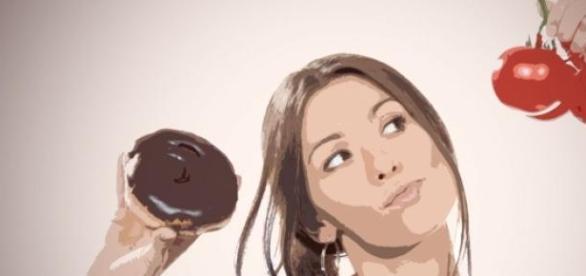 Mantenha-se focado em sua dieta