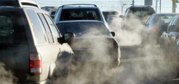 Poluarea aerului este îngrijorătoare