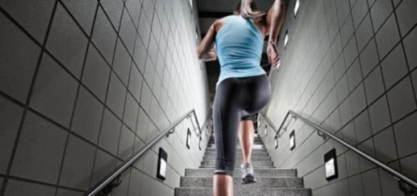 Urcatul scarilor este sanatos