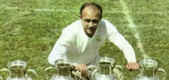 Alfredo Di Estéfano, uno de los que nos dejó.