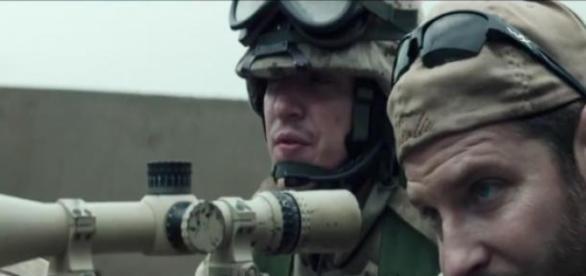 """""""American Sniper"""" estreia a 15 de Janeiro"""