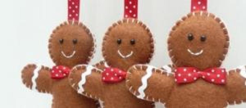 addobbi natalizi fai da te per bambini idee con pasta di
