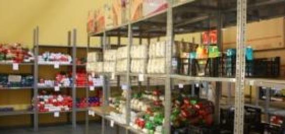 Los bancos de alimentos manifiestan la solidaridad