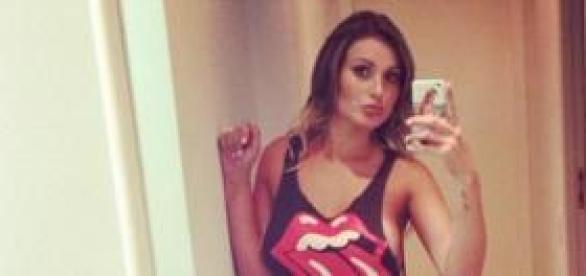 Modelo Andressa Urach (Foto: Reprodução Instagram)