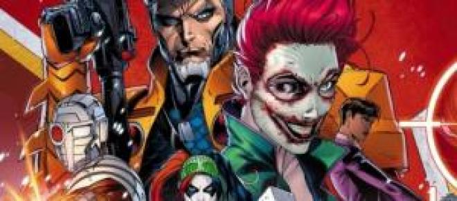 Imagem das personagens do Esquadrão Suicida.