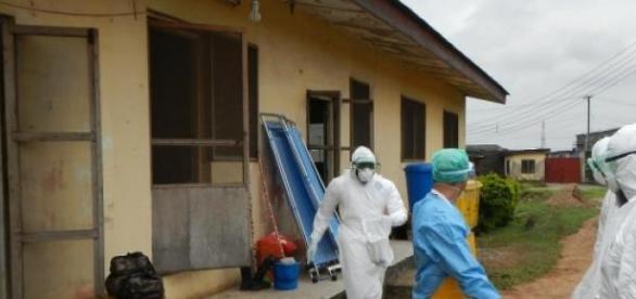 2014 registou o pior surto de sempre do Ébola.