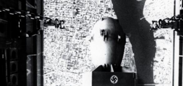 Bomba nuclear de la Alemania Nazi
