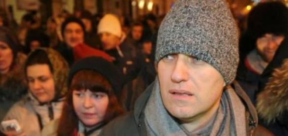 El opositor ruso Alexei Navalny