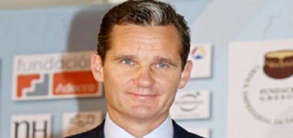 Iñaki Urdangarin, marido de la infanta Cristina