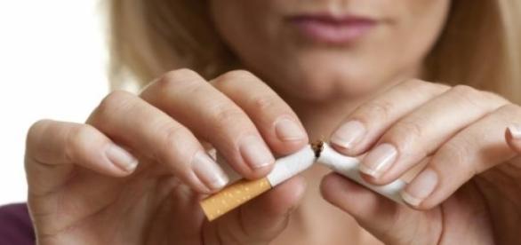 No subas de peso al dejar de fumar