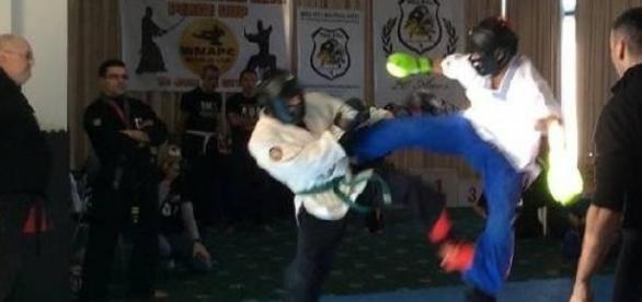 'World Martial Arts Peace Cup' na Figueira da Foz