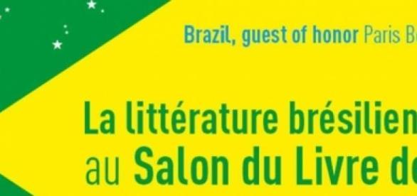 Brasil homenageado no Salão do livro de Paris