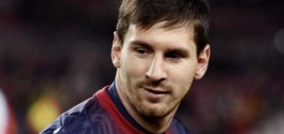 Leo Messi, otro año más en Barcelona