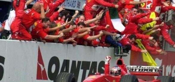 Michael Schumacher retirada de formula 1