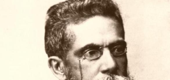 O escritor Machado de Assis