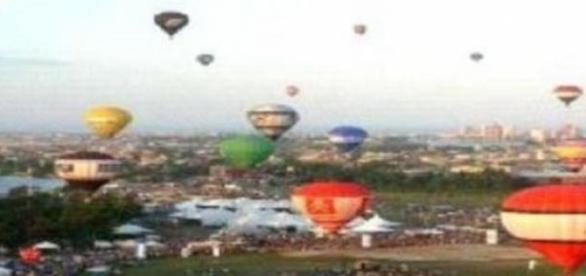 Torres-RS: a capital brasileira do balonismo