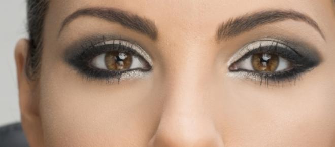 Luce unos ojos espectaculares