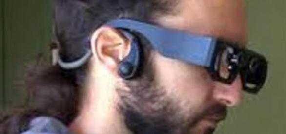 Prototipo de las gafas inteligentes