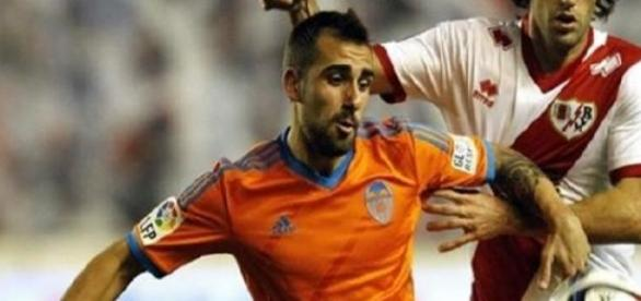 Alcácer no marcaba desde septiembre contra Córdoba