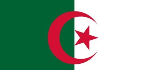 Drapeau national de l'Algérie
