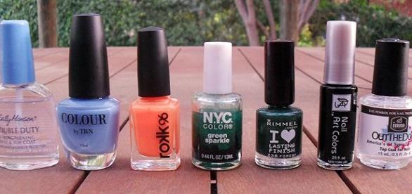 Nail art, nuevos colores.