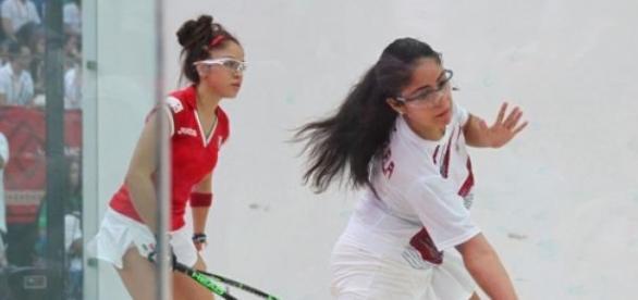 Paola y Samantha participarán juntas en dobles