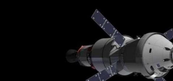 Primera prueba espacial del prototipo de la nave