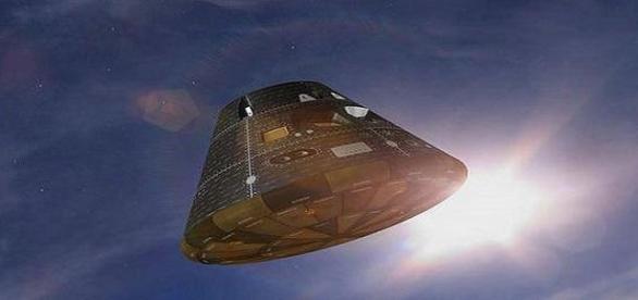 La nave interplanetaria Orion regresó a la tierra