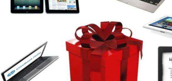 Regalos tecnológicos en navidad
