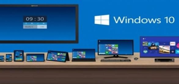Windows 10, nuevo sistema operativo de Microsoft.
