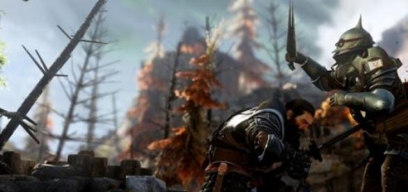 Dragon Age Inquisition, otro juego de la saga.