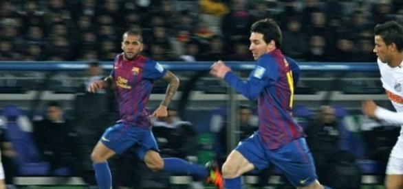Messi, en una imagen de archivo.