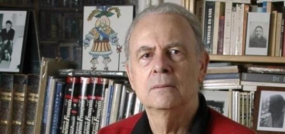 El escritor francés Patrick Modiano