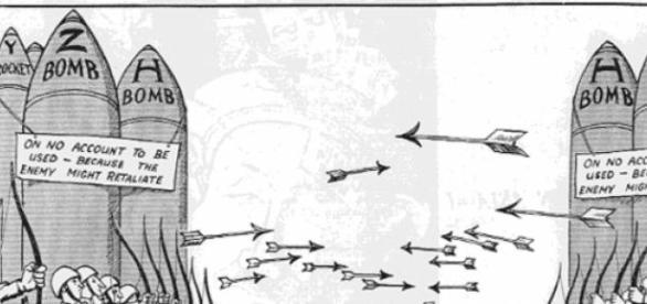 Guerra Fria: 1945-1991 (?)