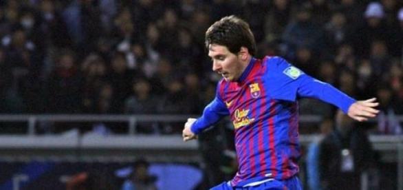 Messi esta volviendo a encontrar su mejor juego