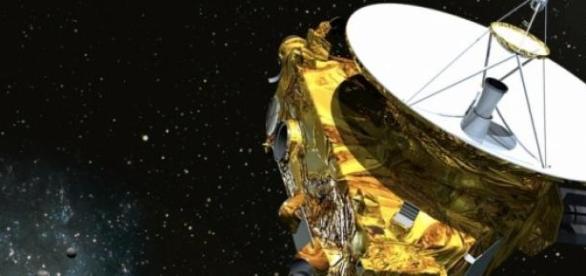 New Horizons se réveille pour explorer Pluton