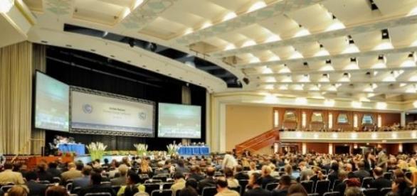 Conferência do clima, em Lima, no Peru