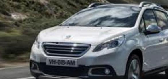 El todoterreno SUV de Peugeot
