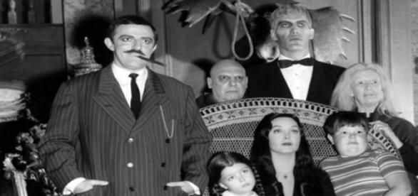 La Familia Adams, serie de TV de los años 60