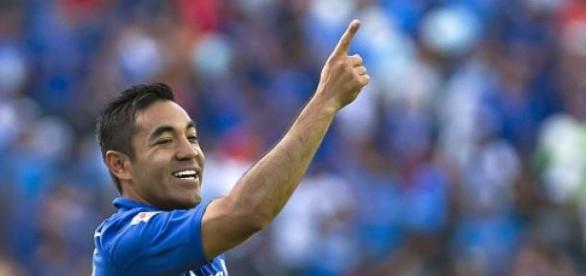 Marco Fabián de regreso a Chivas