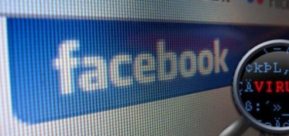 O vírus do Facebook pode arruinar sua vida.