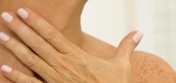 Un aumento de tamaño de un ganglio es síntoma