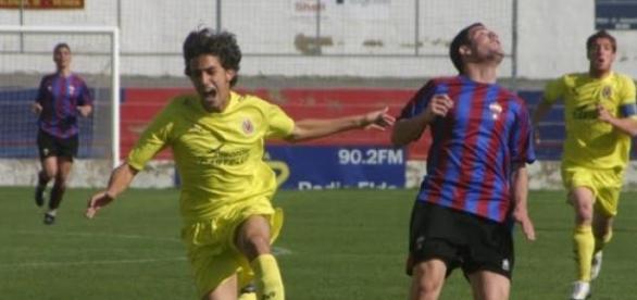 """Villarreal """"C"""", entrenado por Torres Gómez."""