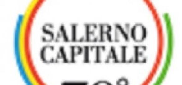 Il logo della manifestazione Salerno Capitale